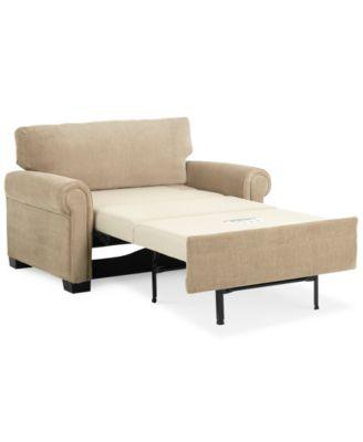 Sofa Bed Twin Lottie Durablend Twin Sofa Sleeper Signature