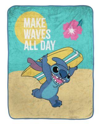 Eddie Christmas Vacation Gif : eddie, christmas, vacation, Stitch, Throw, Blankets, Macy's