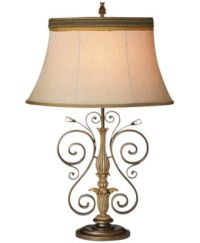 CLOSEOUT! Pacific Coast Mariposa Table Lamp - Lighting ...