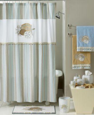 Avanti By The Sea Bath Collection  Bathroom Accessories