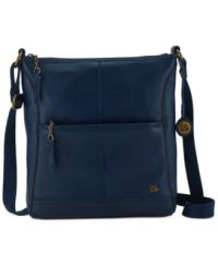 The Sak Iris Leather Crossbody Bag - Handbags ...