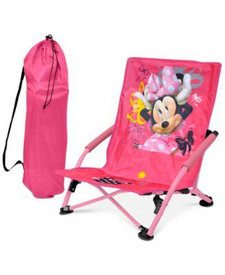 minnie mouse folding chair costco executive office idea nuova disney kids lounge quick ship
