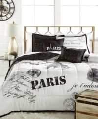 Idea Nuova Paris 5-Pc. Comforter Sets - Bed in a Bag - Bed ...