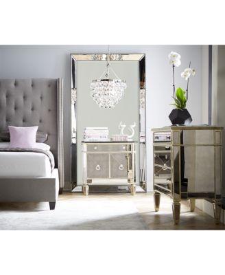 Marais Mirrored Furniture Collection Furniture Macys