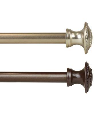 Rod Desyne Amulet 716 Curtain Rods  Macys