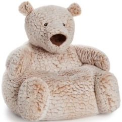 Baby Girl Chair 3 In One High First Impressions Plush Bear Boys Girls Created For Macy S
