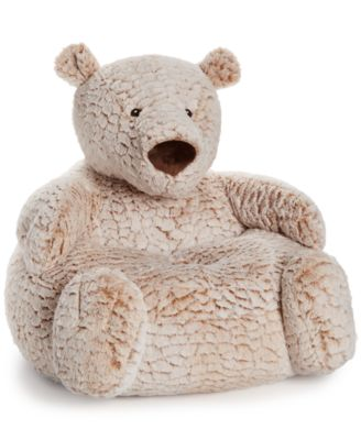 stuffed animal chair what the best gaming for xbox one and ps4 first impressions plush bear baby boys girls created macy s