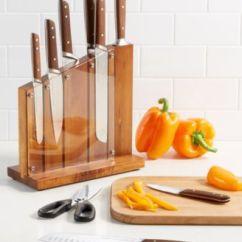 Macy's Kitchen Sets Black And White Rug Kitchenaid Kkfwo11wn Architect Series 11 Pc Cutlery Set Created Main Image