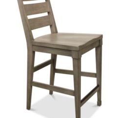 Macy Stool Chair Grey Large Occasional Chairs Furniture Vogue Counter S Main Image