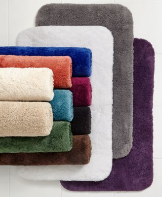 CLOSEOUT Charter Club Classic Bath Rug Collection Only at Macys  Bath Rugs  Bath Mats  Bed