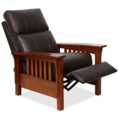 Leather Chairs Of Bath London Hammock Chair And Stand Set Recliners Macy S Harrison Pushback Recliner