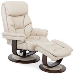 Reclining Chair With Ottoman Leather Gci Outdoor Recliner Furniture Closeout Aby