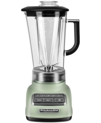 kitchen mixer white drop leaf table kitchenaid ksb1575 architect 5 speed blender created for macy s small appliances