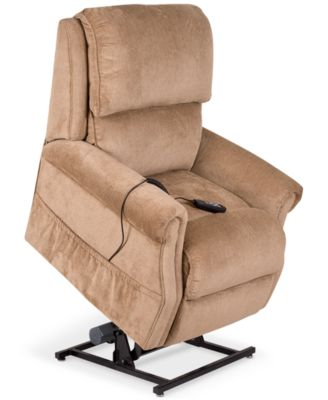 chair stand power rentals orlando furniture raeghan fabric lift reclining macy s
