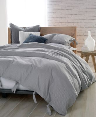 DKNY PURE Stripe Duvet Covers  Bedding Collections  Bed