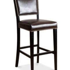 Macy Stool Chair Grey Rocking Modern Design Abbyson Living Napa Bar Quick Ship Furniture S Main Image