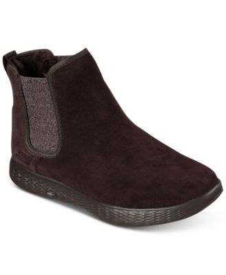 Skechers Womens On The Go Glide Fairbanks Boots From