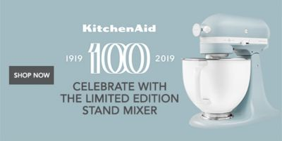 macys kitchen aid granite island table kitchenaid appliances accessories macy s celebrate with the limited edition stand mixer shop now