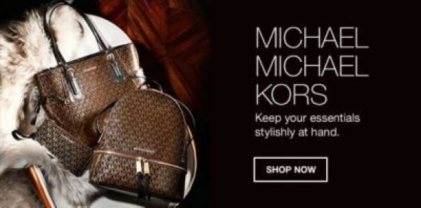 Michael Kors, Keep your essentials stylishly at hand, Shop Now