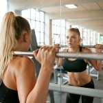 GYM MIRRORS: What They're Actually Here For and How We Use Them