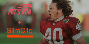 Atlanta Tillman Honor Run and slimclipcase