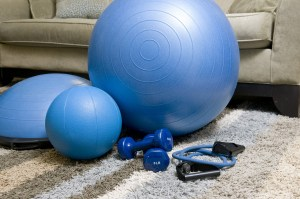 ballistic workout ball