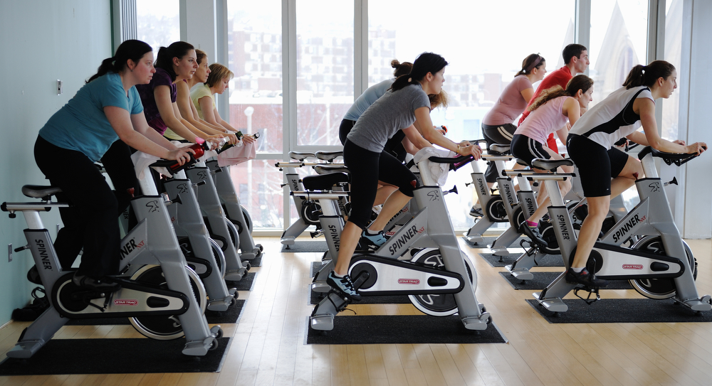 Spinning Classes and Workouts FITPASS