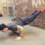 Master the art of a Push Up