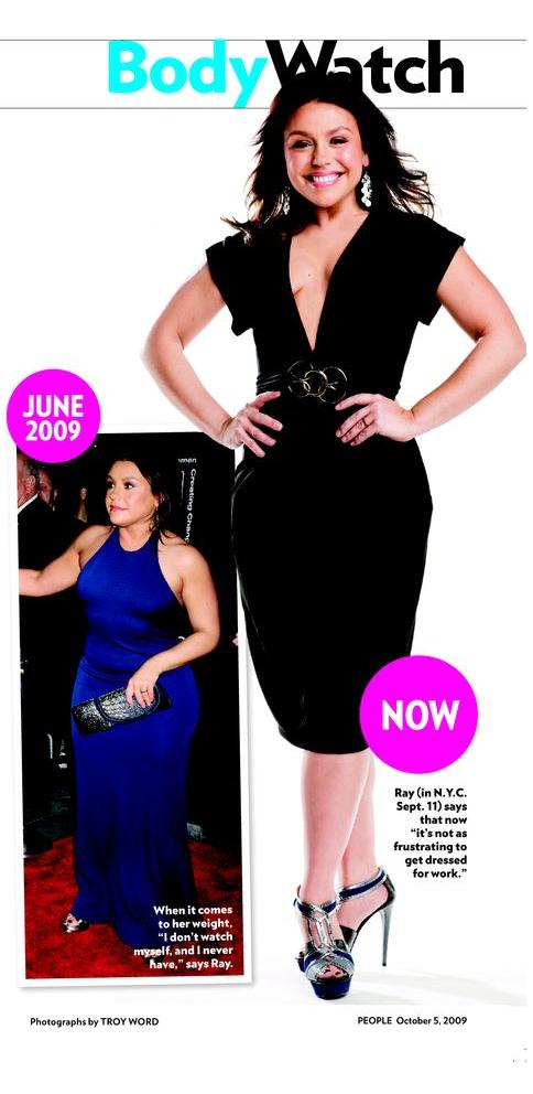 Rachael Ray Weight Loss 2013 : rachael, weight, Foodies, Secrets, Celebrtity, Chefs, Slimdown, Sandee