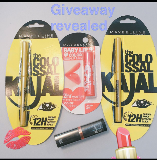 SURPRISE GIVEAWAY