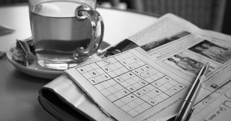 Live Sudoku-online game that is beneficial for your child.