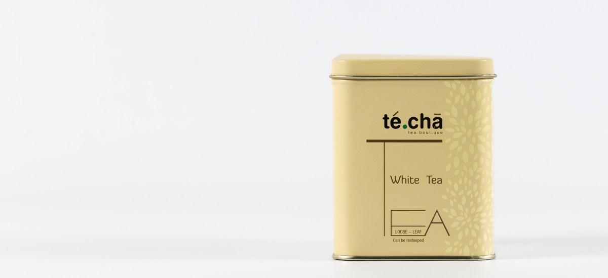 White Tea By Te.Cha