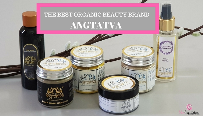 The Best Organic Beauty Brand – AngTatva