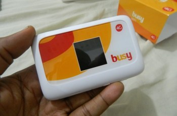 Busy 4G The Cheapest 4G Network In Ghana
