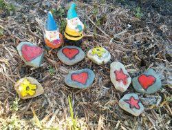 Rocks painting