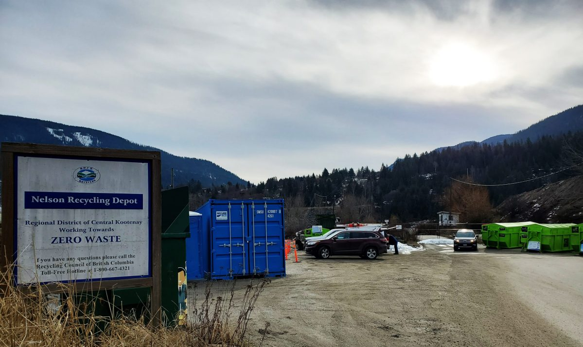 Nelson Recycling Depot