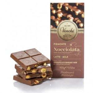 Cokolada s lieskovcami bez cukru