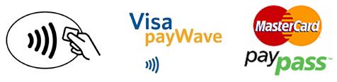 Visa contact less