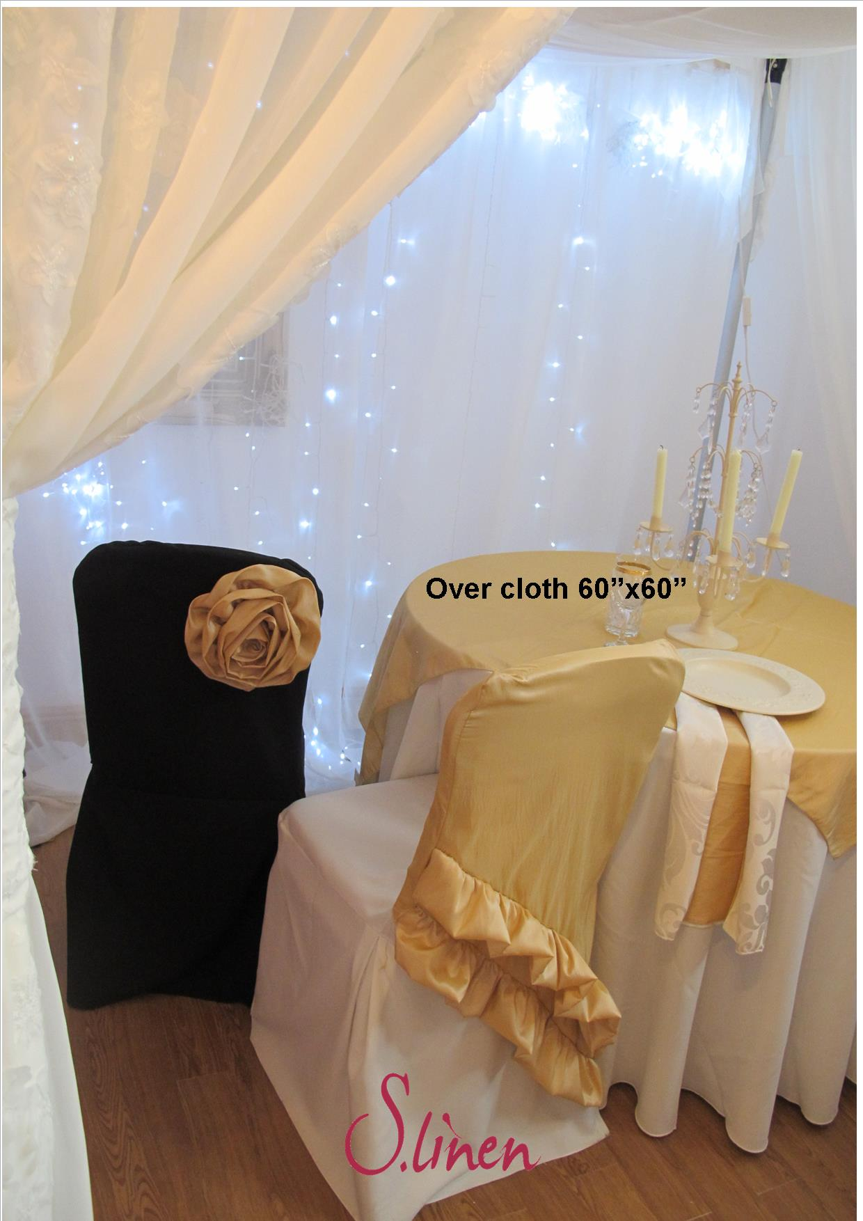 small round chair swing lock s.linen table overlays