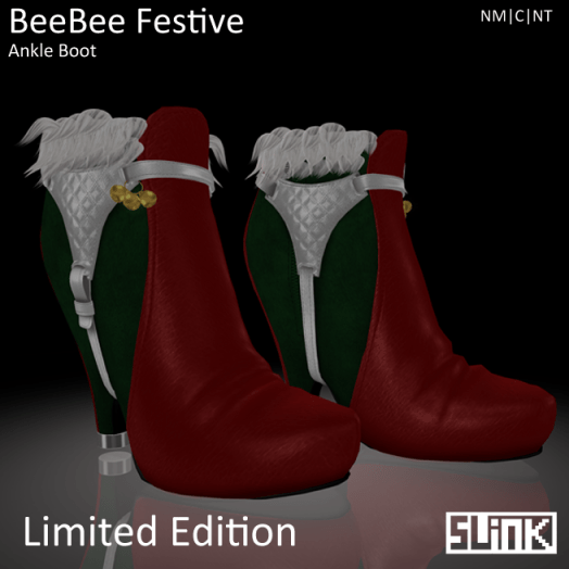 BeeBee Festive Ad for Web
