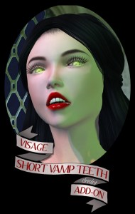 Teeth Ads Short Vamp