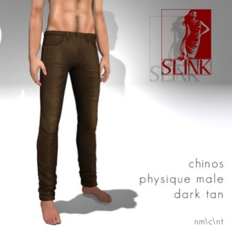 Chinos Dark tan_1