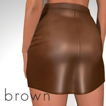 Leather Mini brown_1