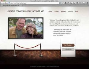 services-for-internet-age (Websites produced by Holger)