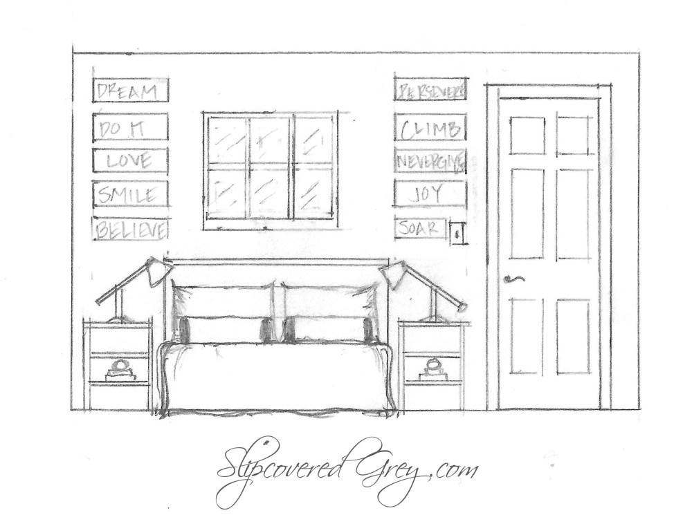 medium resolution of elevation floor plan pinit teen room