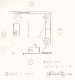 tutorial floor plan [ 1146 x 1194 Pixel ]