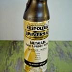 The Magic Of Spray Paint Slipcovered Grey