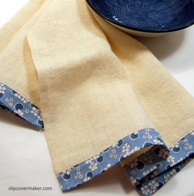 Hemp kitchen towel