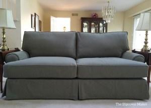 Customer Slipcover for Quatrine Sofa