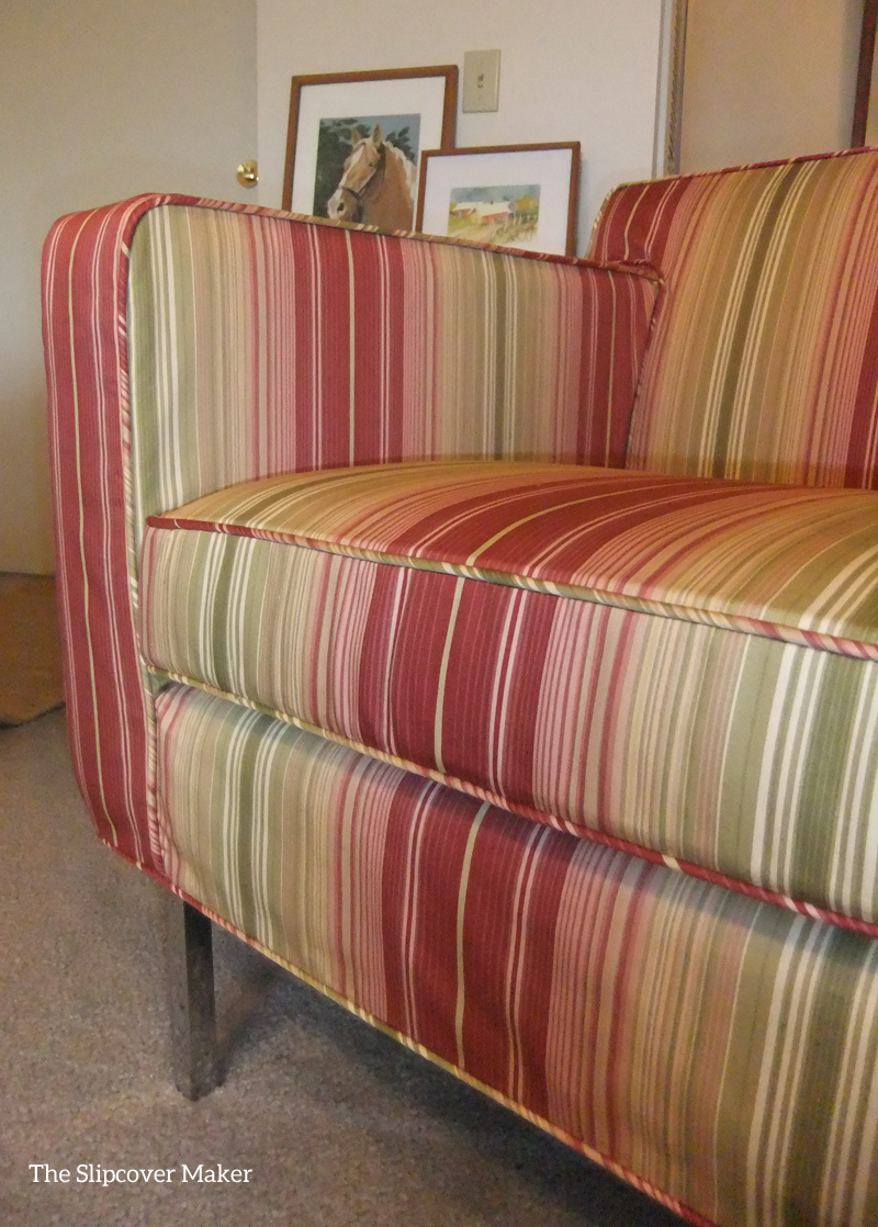 Waverly Stripe Slipcover